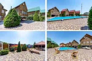 Идеальный отдых в Кирилловке. База отдыха Форт-Азов - изображение 1
