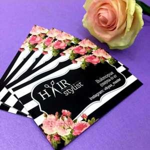 Изготовление визиток и листовок - изображение 1