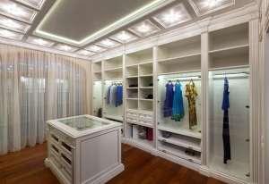 Изготовление гардеробных в Киеве. Гардеробные на заказ - изображение 1