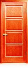 Изготовление дверей межкомнатных и лестниц из дерева. - изображение 1