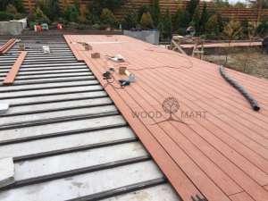 Изготовление и установка террас, фасадов из террасной доски - изображение 1