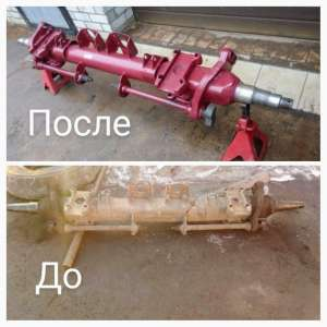 Изготовления осей мостов балок для автомобильного транспорта, сельхоз. техники - изображение 1