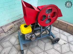 Измельчитель веток REZAK РБ 50, до 50-ти миллиметров. - изображение 1