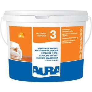 Интерьерная Краска Aura Luxpro 3 (По акционной цене!) - изображение 1