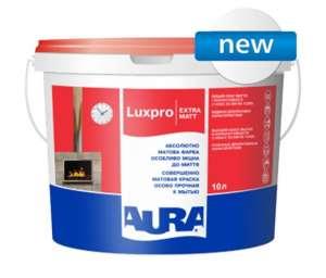 Интерьерная Краска Aura Luxpro ExtraMatt. (5 л.) Акционная цена! - изображение 1