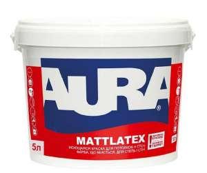 Интерьерная Краска Aura Mattlatex (10 л.) - изображение 1