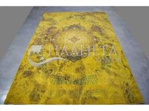 ИРАНСКИЙ КОВЕР DIBA CARPET 1224 YELLOW - изображение 1