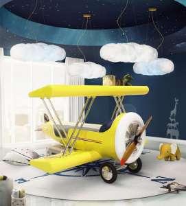 Итальянская мебель для детских комнат: кроватки, кровати, пеленальные столики, шкафы, комоды, столы, стулья - изображение 1