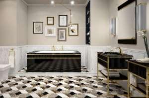 Итальянская мебель и аксессуары для ванной - изображение 1