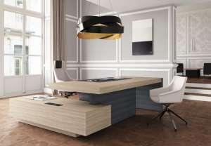 Итальянская офисная мебель. Кабинеты руководителя. - изображение 1