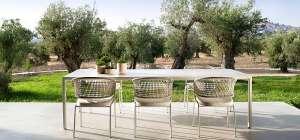 Итальянская уличная мебель: садовые столы, стулья, диваны, кресла - изображение 1