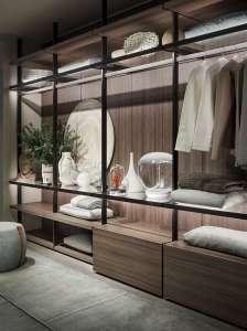Итальянскеие гардеробные, ширмы - изображение 1