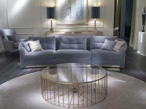 Итальянские диваны, элитные кожаные диваны - изображение 1