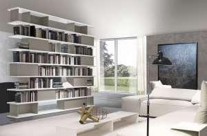 Итальянские шкафы, книжные полки, полки, тумбы, комоды - изображение 1