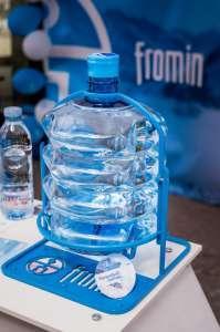 Ищем партнеров в Украине по реализации воды FROMIN. - изображение 1