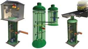 Канализационные насосные станции КНС, производство и доставка - изображение 1