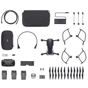 Квадрокоптер DJI Mavic Air Fly More Combo Onyx - изображение 1