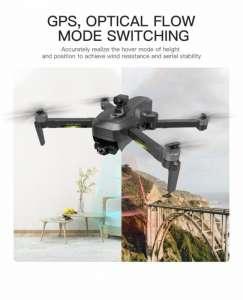 Квадрокоптер SG906 Max PRO 3 + Кейс GPS 3-x осевая стабилизация Wi-Fi - изображение 1