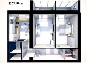Квартира в новобудові ЖК 777 11500 гр/м2 Житомир - изображение 1