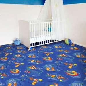 Ковролин в детскую комнату - изображение 1