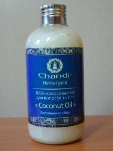Кокосовое масло Chandi - изображение 1