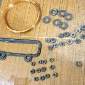 Кольца, прокладки, РТИ, запчасти 3Д20, УТД20, В2-450, В46 - изображение 1