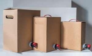 Коробка 10л, 5л, 3л Bag in Box (Бегинбокс) для жидкостей - изображение 1