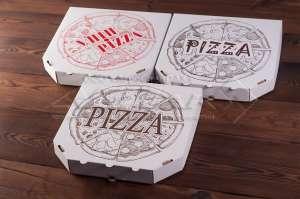 Коробки для пиццы оптом от производителя - изображение 1