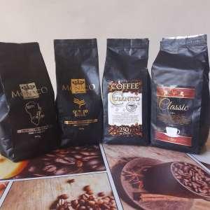 Кофе в зёрнах, растворимый Днепр. Опт и розница - изображение 1
