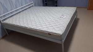 Кровать Вероника металлическая 160/200 с доставкой по Киеву - изображение 1