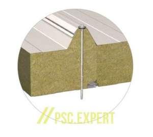 Кровельная сэндвич-панель BalexTherm с основой из базальтовой минеральной ваты – ПрофСтальКонструкци - изображение 1
