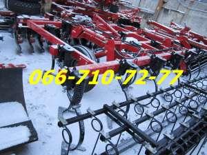 Культиватор на трактор, сплошной культиватор широкозахватный. Культиватор полевой широкозахватный кпс предназначен для сп - изображение 1
