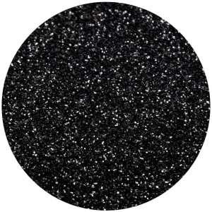 Купить глиттер черный мерцающее сияние - изображение 1