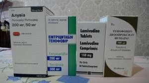 Купить препараты Алувиа, Эмтрицитабин, Ламивудин, Тенофовира дизопроксила фумарат - изображение 1