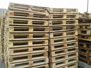 Куплю поддоны деревянные, европоддоны б/у - изображение 1