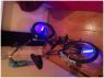 Легендарный Уникальный Ретро Велосипед BMX Складной с крутой ночной подсветкой аренда - изображение 1