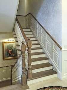Лестницы деревянные для дома и дачи. - изображение 1
