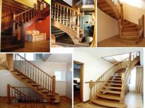 Лестницы и двери из дерева по доступным ценам. - изображение 1
