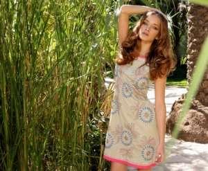 Летние платья. Модная женская одежда - изображение 1