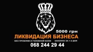 Ликвидация бизнеса. Кривой Рог, Одесса, Днепр, Киев - изображение 1
