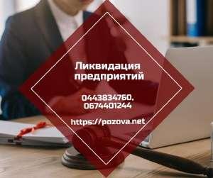 Ликвидация фирмы в Киеве за 24 часа. - изображение 1