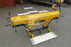 Листогибочный механизм Sorex ZGR-2360 для профессионалов - изображение 1
