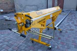Листогиб Sorex ZGR-2160 L - резка и гибка листового металла. - изображение 1