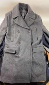 Лот 01-0416. Пальта H&M, 20,1 кг. Цена 10300 грн. - изображение 1