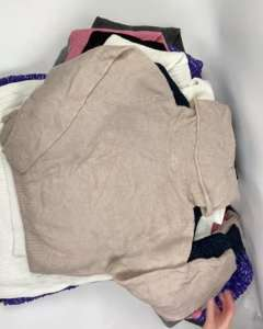 Лот 01-0625, Теплі кофти H&M, вага 6,3 кг (14 шт) - изображение 1