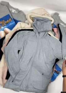 Лот 01-0631, Світшоти H&M, вага 5 кг (17 шт) - изображение 1