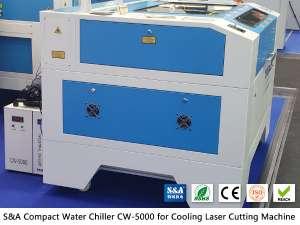 малый охладитель воды CW5000 - изображение 1