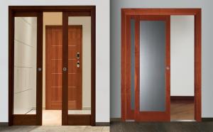 межкомнатные раздвижные двери в Киеве, Одессе, Днепропетровске различных форм стилей - изображение 1
