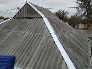 Мелкий ремонт шиферной крыши Харьков - изображение 1