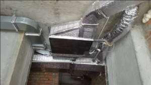 Монтаж вентиляции. Рекуператоры с канальными кондиционерами и т.п. - изображение 1